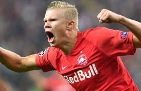 Serie A giants enter race to sign Erling Haaland