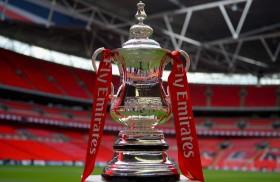 FA Cup semi-final draw made