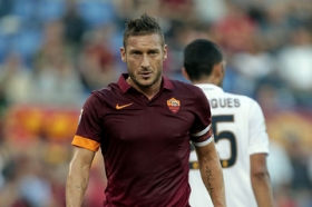 Francesco Totti news