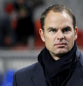 De Boer linked with Dutch return