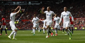 United draw may be enough to keep Swans afloat