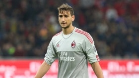 Gianluigi Donnarumma on Chelsea radar