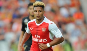 Arsene Wenger : We didnt want to lose Serge Gnabry