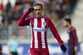 Atletico Madrid ready fresh contract for Antoine Griezmann