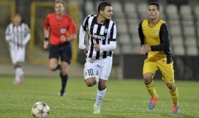 Man Utd target Juventus teenager