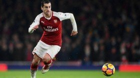 Arsene Wenger confirms fresh injury concern for Henrikh Mkhitaryan