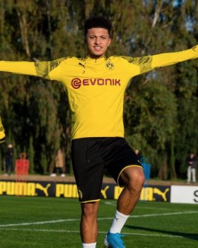 Jadon Sancho news