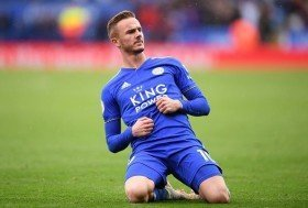Tottenham Hotspur identify Leicester City star to replace Christian Eriksen?