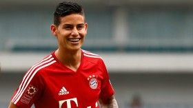 James Rodriguez drops future update amid speculation