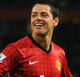 Javier Hernandez hints at Man Utd exit