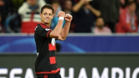 Chicharito denies Real contact