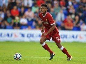 Liverpool defender suffers injury on international duty