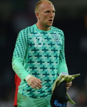 Crystal Palace plan move for John Ruddy