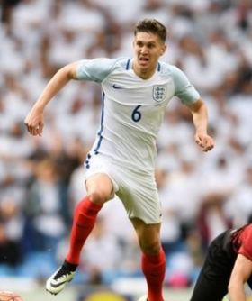 Manchester City are willing to sell England defender