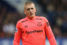 Jordan Pickford plans to remain England number 1