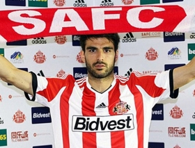 Jordi Gomez to complete Sunderland move