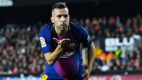 Jordi Alba news