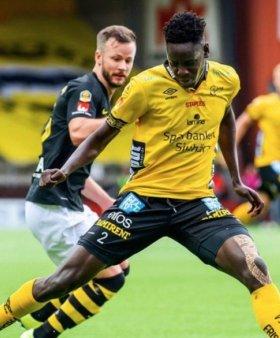 Newcastle United tracking Kenyan defender