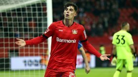 Bayer Leverkusen chief updates on Kai Havertzs future