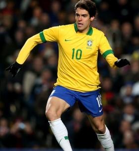 Brazilian Kaka to join Sao Paulo on loan, will move to MLS next