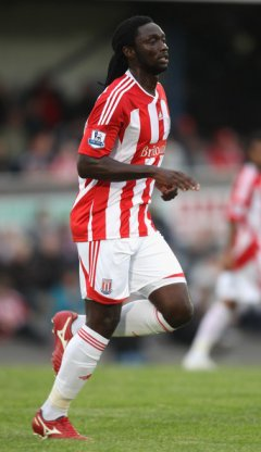 Stoke City rule out Kenwyne Jones exit