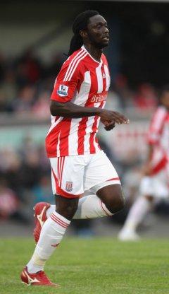 Stoke City rule out Kenwyne Jones exit