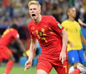 Is Belgiums golden generation now ready?