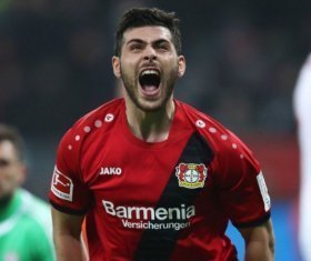 Kevin Volland top target for Arsenal manager Mikel Arteta