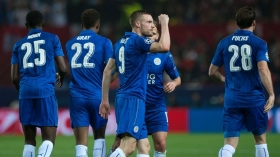 Leicesters Champions League dream over