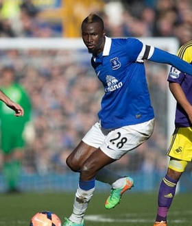 Everton to re-sign Lacina Traore?