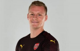 Bernd Leno excited to take big chance after Cech injury