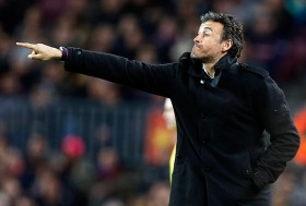 Luis Enrique news
