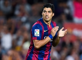 Luis Enrique wants Luis Suarez at Stamford Bridge?