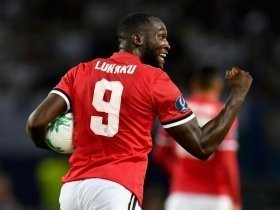 Manchester United reject promising swap deal for Romelu Lukaku