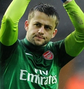 Arsenal bid for David Marshall rejected