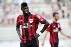 MBaye Niang keen on AC Milan return
