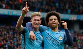 Five star Manchester City performance