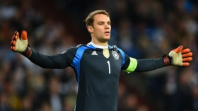 Neuer ruled out of England clash
