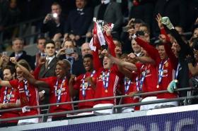 Man United Win EFL Cup
