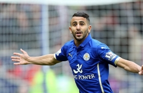Juventus an option for Riyad Mahrez