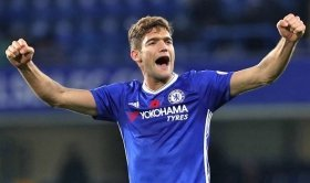 Marcos Alonso reacts to damaging defeat for Chelsea