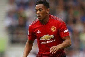Anthony Martial eager to take responsibility with Manchester United