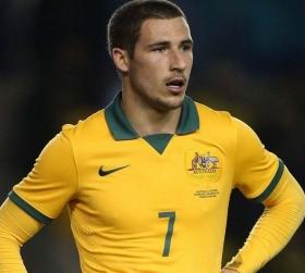 Stoke City tracking Australian forward Mathew Leckie
