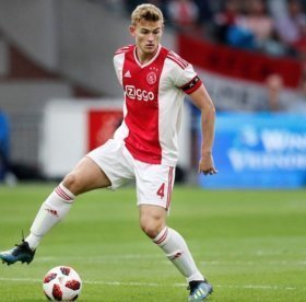 De Ligt set for Juventus transfer move