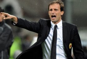 Max Allegri waiting for Antonio Conte sack?