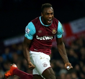 Conte wants Hammers ace Antonio
