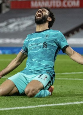 Mohamed Salah on verge of new Liverpool deal