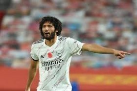 Mohamed Elneny news