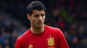 Alvaro Morata keen on Chelsea transfer