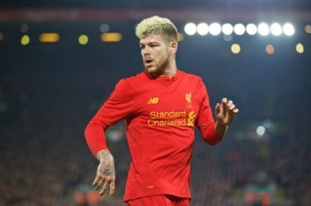 Alberto Moreno content with Liverpool situation